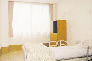 【療養室(1人部屋)】